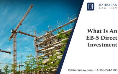 What Really Is An EB-5 Direct Investment?