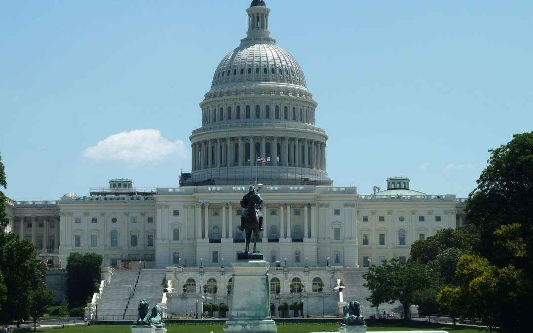 US Capitol building for reviewing EB-5 visas