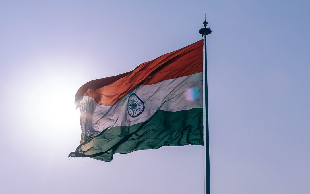 Indian Flag - Eb-5 backlog in India