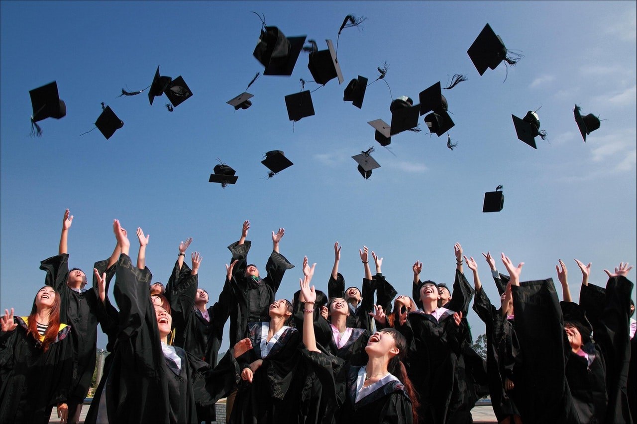 Student Visa College Students Graduating